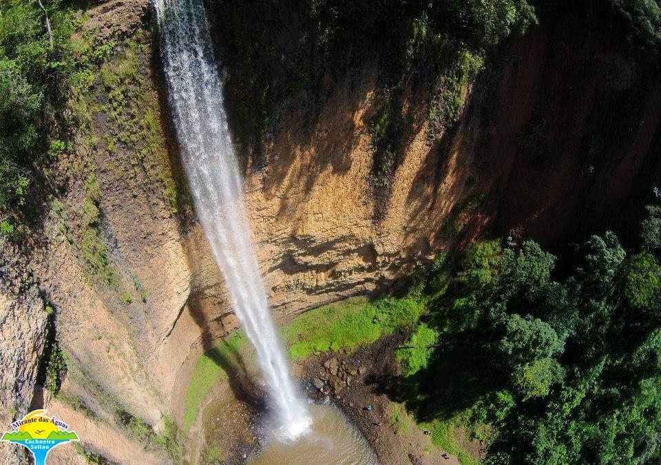 Cachoeira do Saltão – Maravilha da natureza no interior de SP