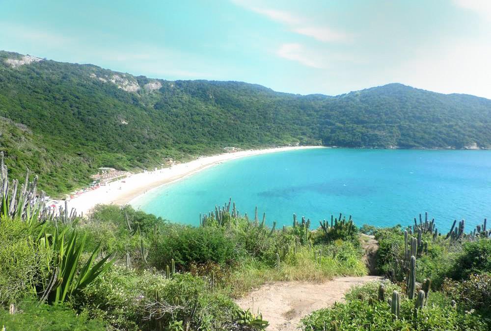 Viajando pelas praias de Búzios, Cabo Frio, Arraial do Cabo e Ubatuba.