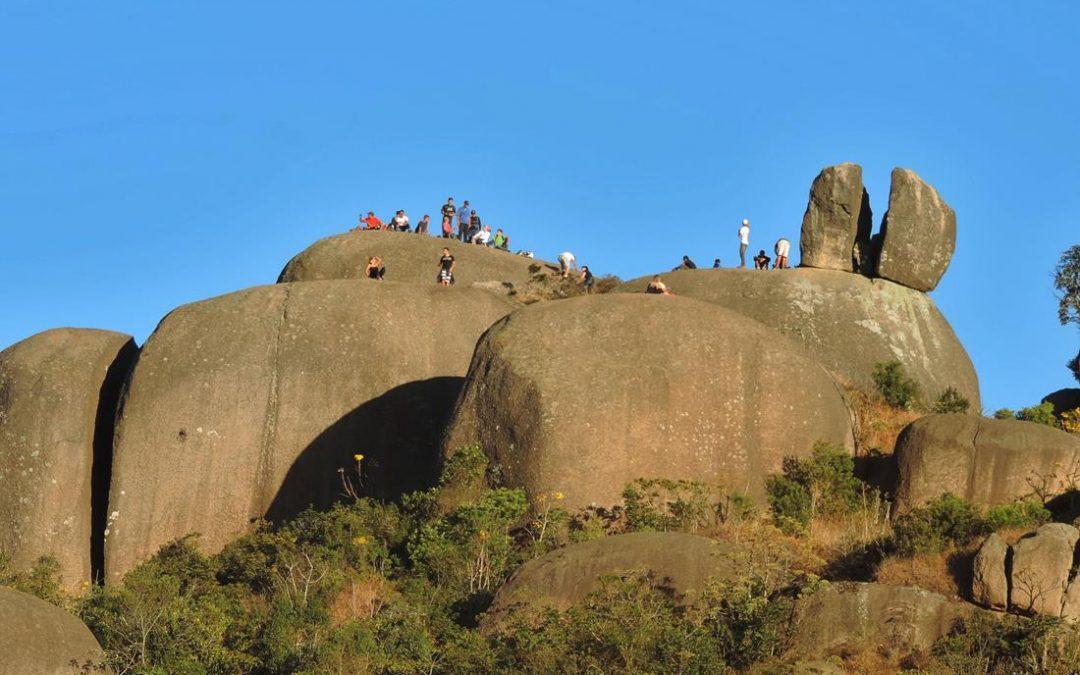 Acampada na Pedra Grande em Atibaia (SP)