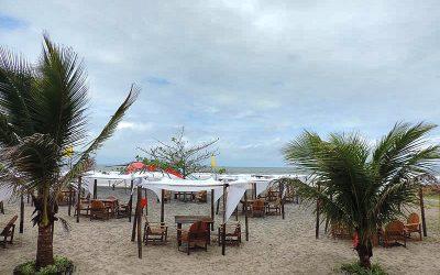 Acampando em Ilha Comprida (SP)