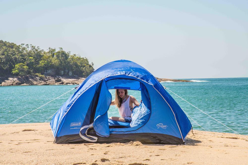 6 Campings para curtir o carnaval no litoral de SP