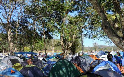 Acampando na Yanomami Festival