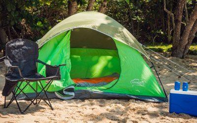 03 campings muito bons nas praias de Santa Catarina!