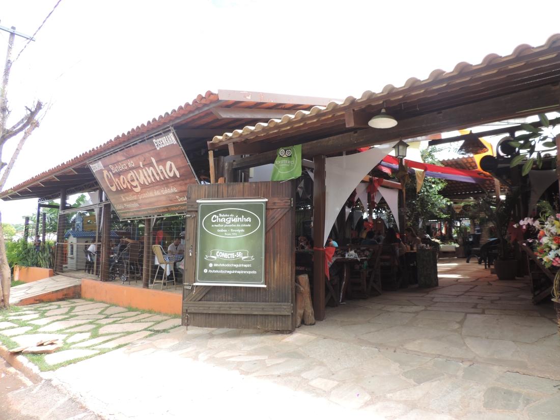 Buteko do Chaguinha - Por aí de Barraca