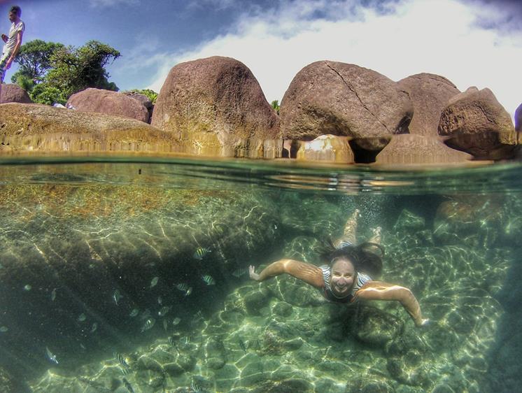 Paraísos em Ilhabela