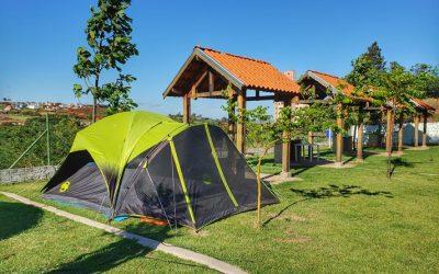Navegar e acampar em Barra Bonita