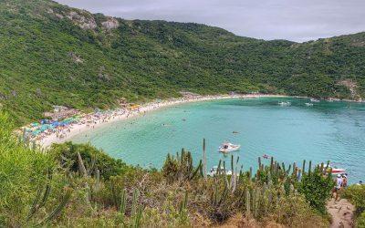 Final de Ano Por aí de Barraca! Segunda parada: Arraial do Cabo RJ