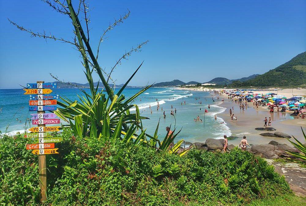 Carnaval no litoral de Santa Catarina