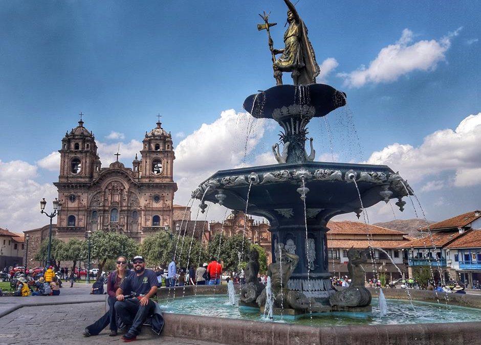 """Por aí """"sem"""" Barraca no Peru – Parte 1 Cusco"""