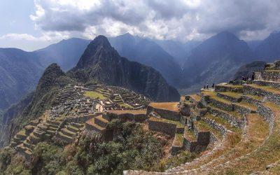 "Por aí ""sem"" Barraca no Peru – Parte 5, Wuayna Picchu e Machu Picchu"