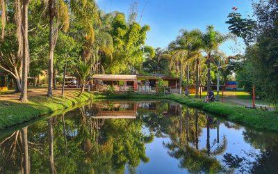 De volta ao Camping e Pousada Paraíso das Águas em Itirapina SP